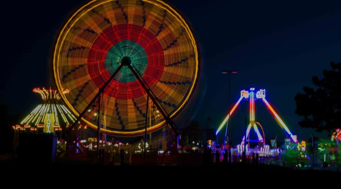 Topeka Fair May 2018
